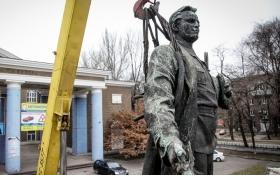 У Запоріжжі в рамках декомунізації позбулися Кірова: опубліковані фото