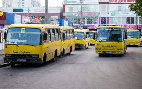 У Києві мають намір прибрати усі маршрутки
