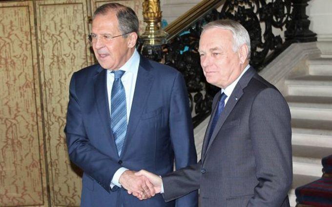 Франція покартала путінського міністра через Донбас