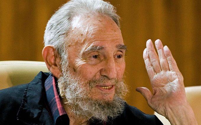 Фідель Кастро з'явився на людях в честь свого 90-річчя: опубліковані фото