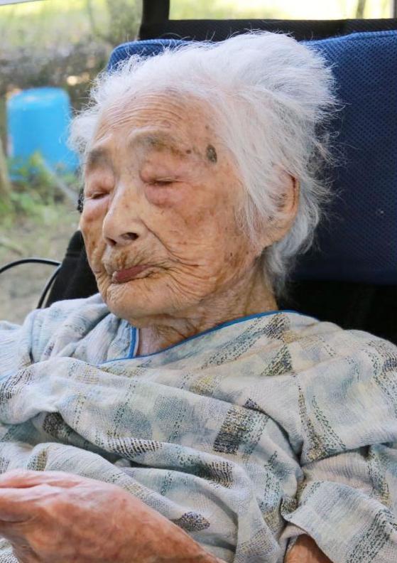 Померла найстаріша жінка на Землі (1)