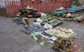 На Донбасі затримана диверсійна група бойовиків ДНР: з'явилися фото