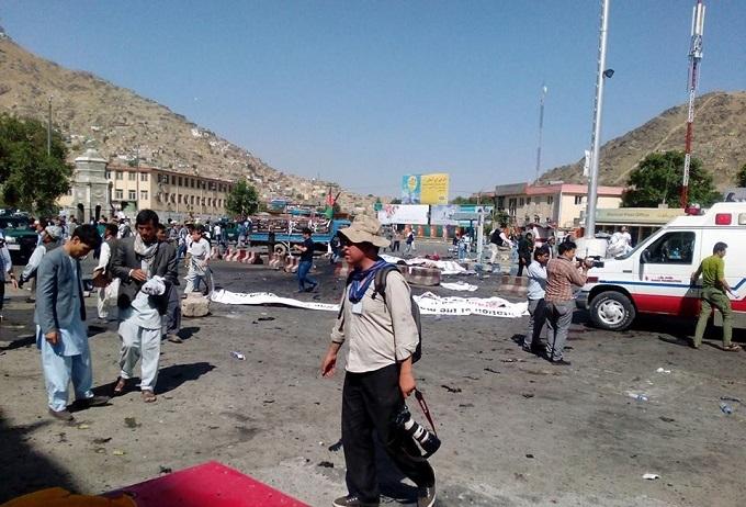 Стало відомо, хто стоїть за терактом у Кабулі