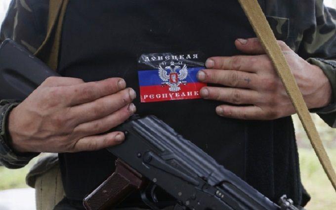 Тато попросив: з'явилося відео зізнань затриманого бойовика ДНР