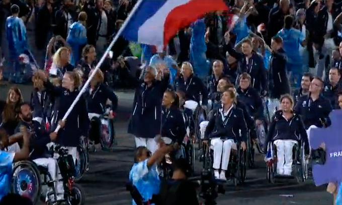 Церемония открытия Паралимпиады-2016: фото и видео из Рио (54)