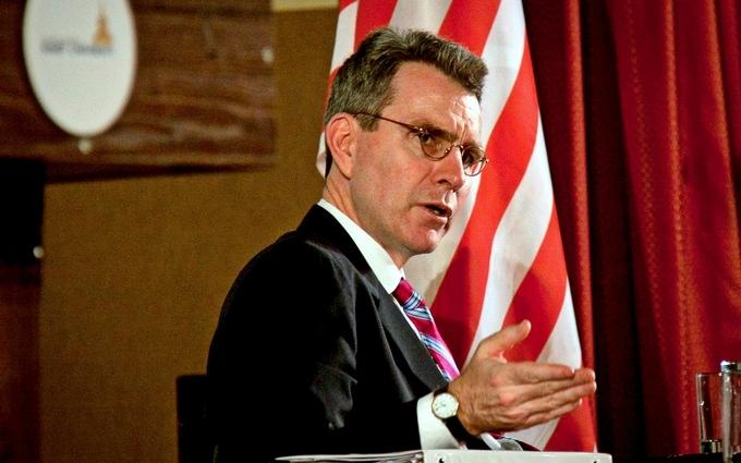 Посол США резко высказался после нападения на ЛГБТ-акцию во Львове