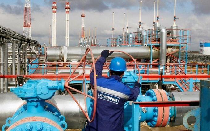 Газпром вигадав спосіб «списати» газ для окупованого Донбасу наНафтогаз
