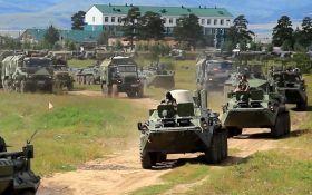 Росія почала найбільші в історії військові навчання