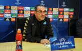 """Тренер """"Наполи"""" вывесил """"белый флаг"""" перед матчем с """"Реалом"""" в Лиге чемпионов"""