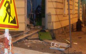 У Львові пролунав вибух: з'явилися фото з місця інциденту