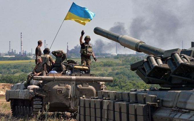 Передай, пішли РПГ по нам: з'явилося нове відео бою на Донбасі