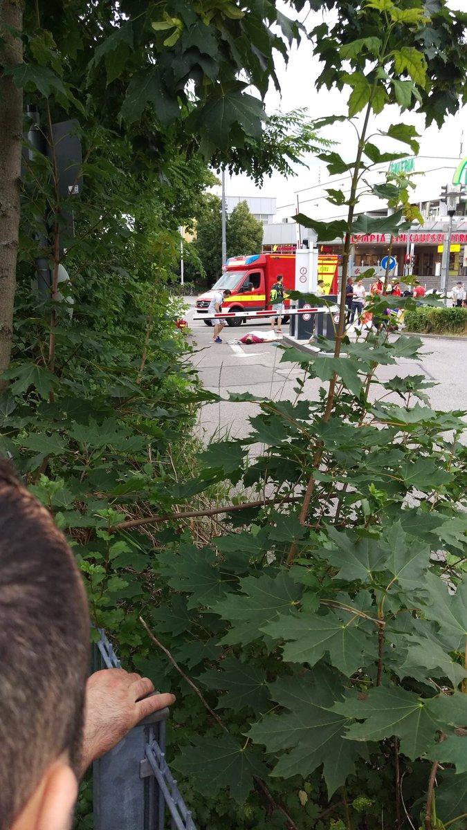 У Мюнхені відкрили стрілянину в торговому центрі, є жертви: з'явилися фото і відео (1)