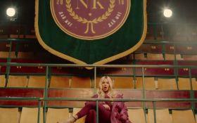 Каменських стала блондинкою для нового кліпу: опубліковано відео
