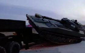 В окупованому Криму сталася смертельна ДТП за участі військової техніки окупантів - опубліковані фото