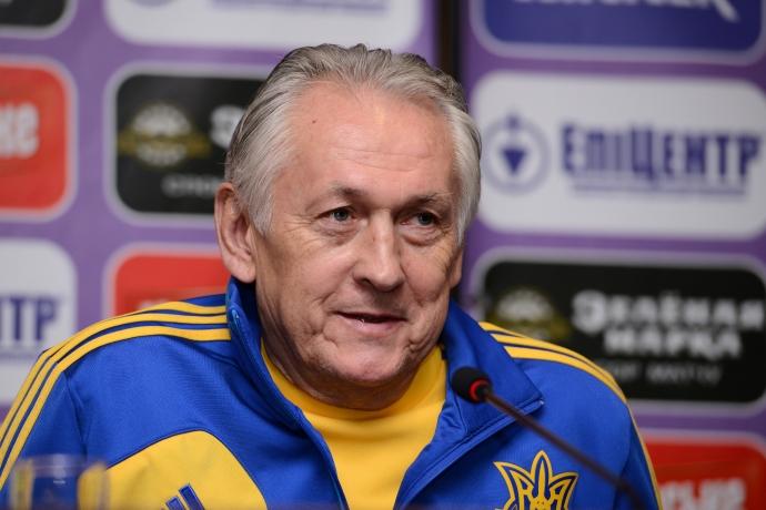 Михаил Фоменко готов работать вместе с Шевченко