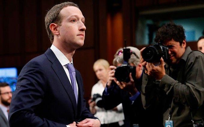 Цукерберг виступить в Європарламенті: названі причини