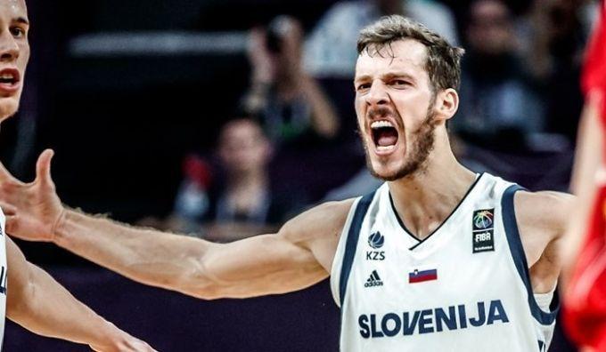 Житель россии Алексей Швед стал лучшим снайпером Евробаскета