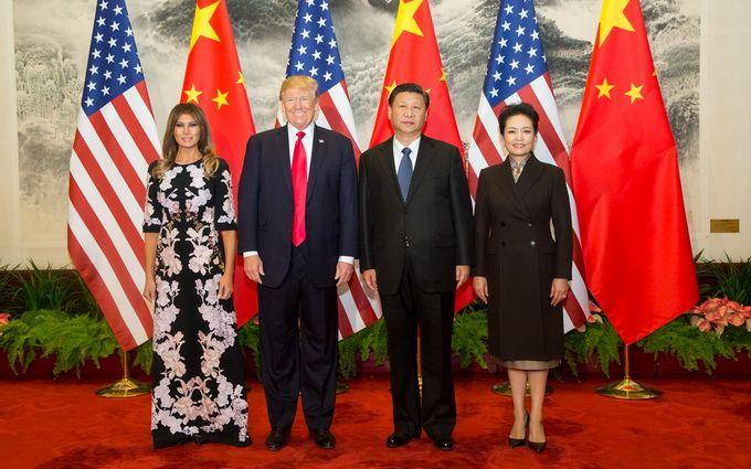 Украину тоже зацепит экономисты смоделировали результаты торговой войны между США и Китаем
