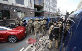 Терориста у центрі Києва знешкодили - перші подробиці