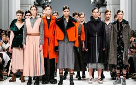 Ukrainian Fashion Week: як Маріон Котійяр надихнула POUSTOVIT
