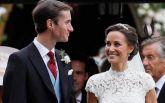 Молодша сестра Кейт Міддлтон вийшла заміж: з'явилися фото