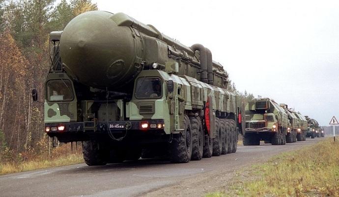 В Крыму зафиксировали установки для ядерного оружия: появилось видео