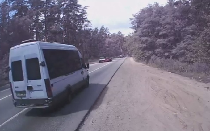 У мережі ажіотаж через водія, який відмовився везти бійця АТО: з'явилося фото