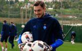 Бущан против Стали дебютирует за Динамо