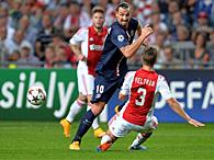Лига чемпионов: «Аякс» вырвал ничью у ПСЖ