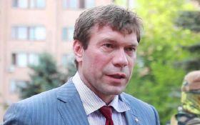 Царьов познущався над гербом України - реакція соцмереж