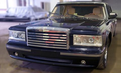 Новые лимузины ЗИЛ могут поставлять в ОАЭ