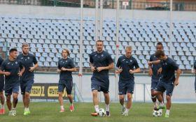 Беленький и Хомутов в старте Олимпика на матч с ПАОКом