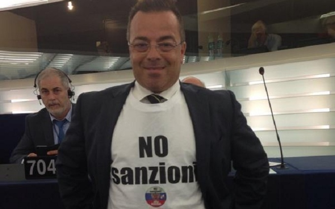 В Італії загинув депутат-фанат Путіна