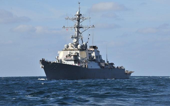 У Чорне море увійшов бойовий корабель США