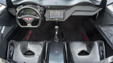 Rezvani розробляє «заряджену» версію спорткара Beast (4 фото) (4)