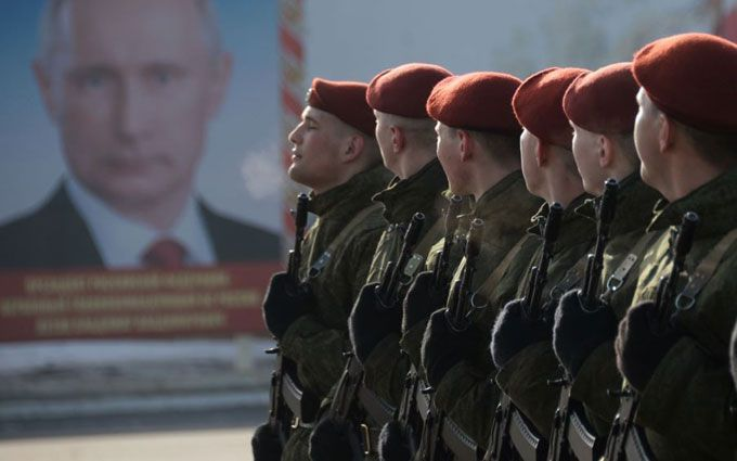 Путинской Нацгвардии дадут новое оружие: в соцсетях веселятся