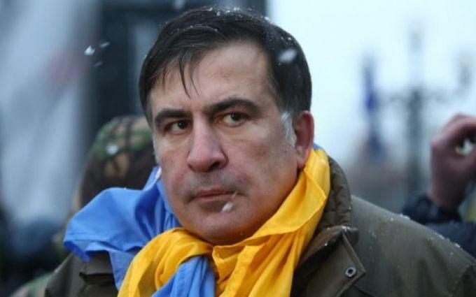 Саакашвілі вже вилетів з України - ЗМІ