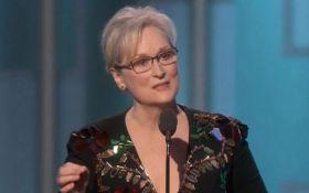 Різка критика на адресу Трампа: опублікований повний текст виступу знаменитої актриси