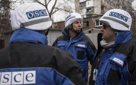 ОБСЄ повідомляє тривожні новини з Донбасу