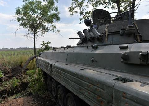 Україна готова до відведення озброєнь менше 100 мм