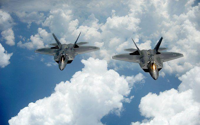 У Сирії ВПС США обстріляли російські бойові літаки