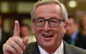 """Юнкер призвал ЕС и Великобританию превратиться в """"любящих ежей"""""""