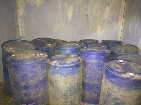 В Одеській області СБУ заблокувала контрабандний канал постачання спирту (3 фото) (3)