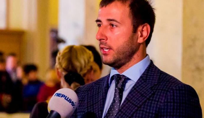 Опубліковано відео з місця замаху на життя депутата Радикальної партії