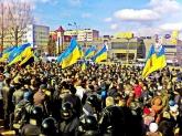 Не мог поверить, что луганчане будут целовать чужие флаги – блогер Сергей Иванов