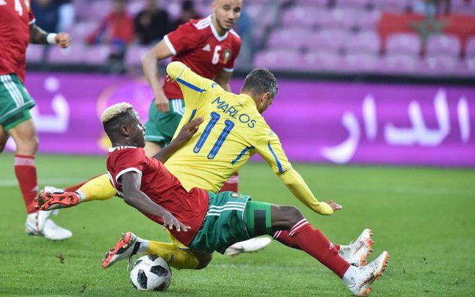 Марокко - Украина: результаты матча и видеообзор