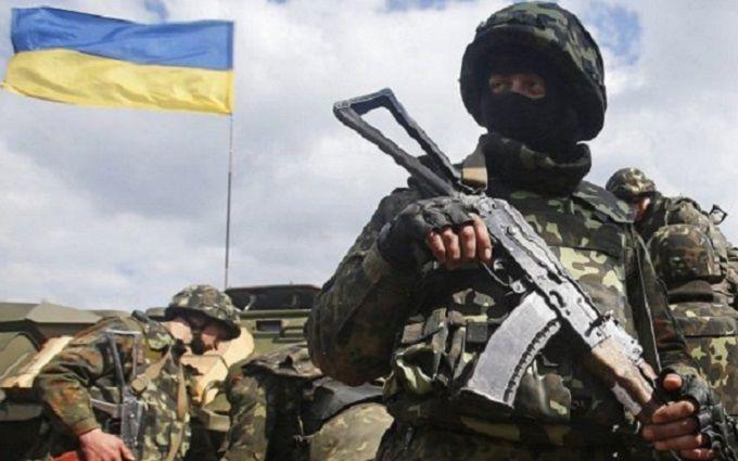 ООС: в результате огня украинских бойцов боевики понесли значительные потери