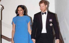 Известный голливудский актер станет крестным отцом ребенка Меган Маркл и принца Гарри