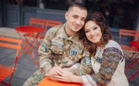 Українська співачка з чоловіком-героєм АТО представили емоційну пісню