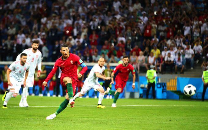 Суперматч Португалія - Іспанія на ЧС-2018: досягнення Роналду, результати і відео голів